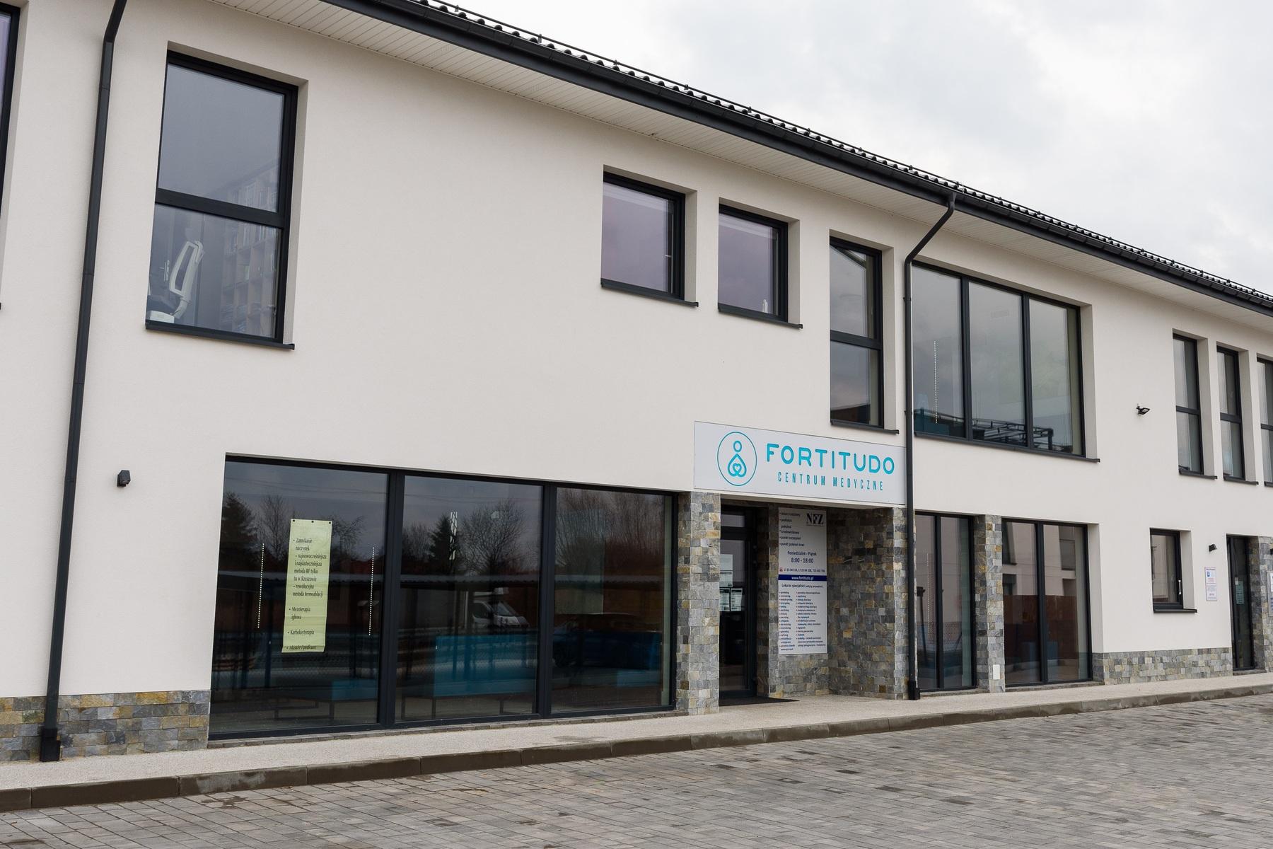Centrum Medyczne FORTITUDO 02
