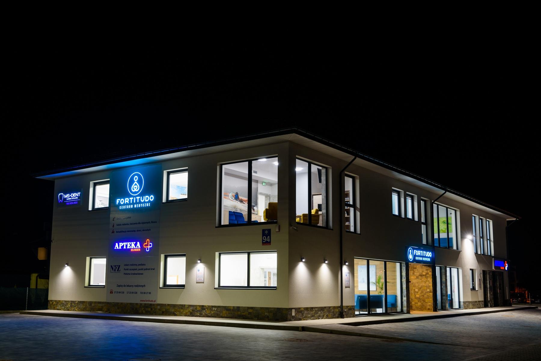 Centrum Medyczne FORTITUDO 40