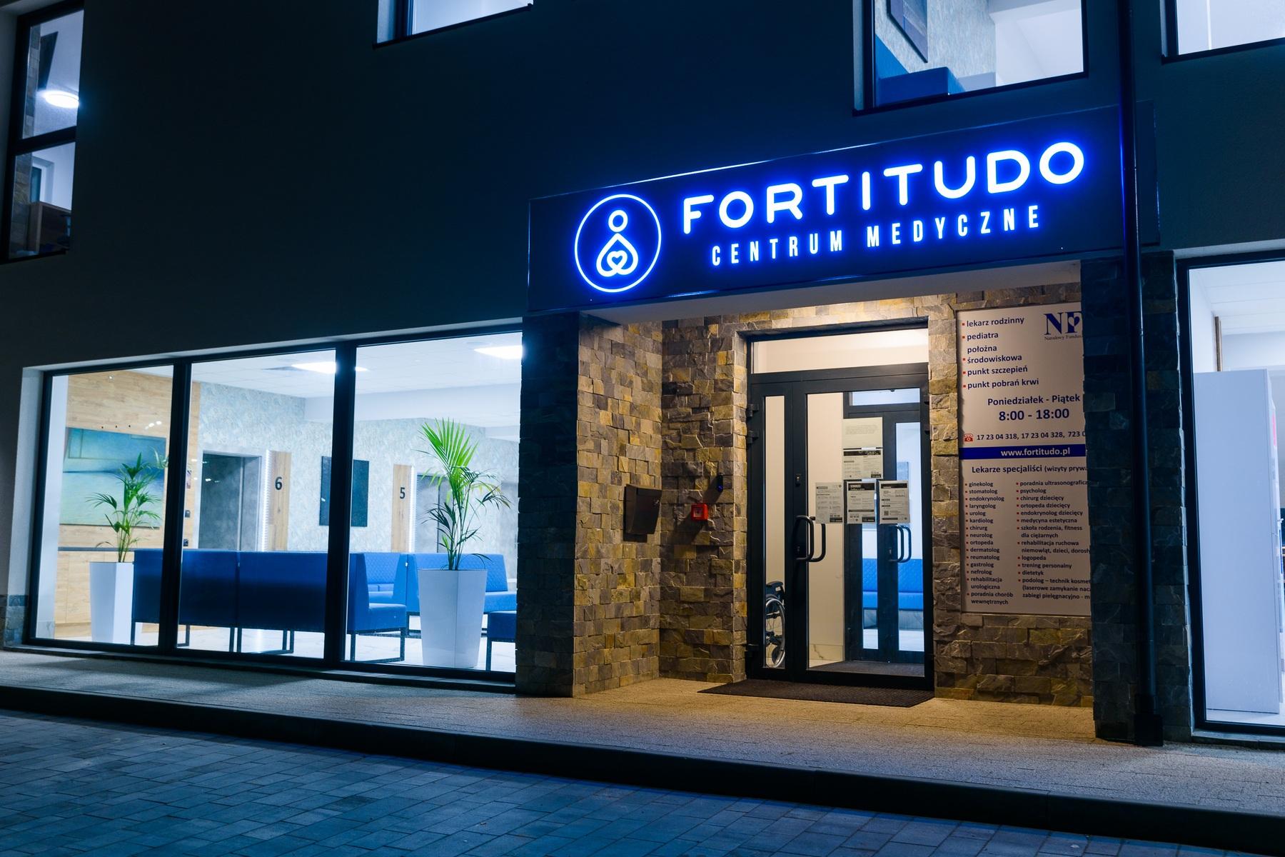 Centrum Medyczne FORTITUDO 41